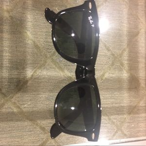 Polarized Ray Ban Original Wayfarer Classic Black